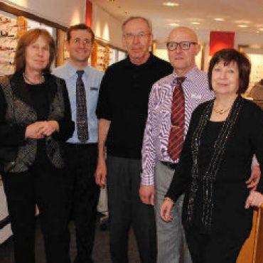 183 Jahre Augenoptik in Trossingen